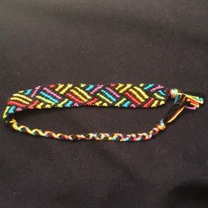 Other - 🌈Handmade with ❤️ Rainbow Friendship Bracelet🌈